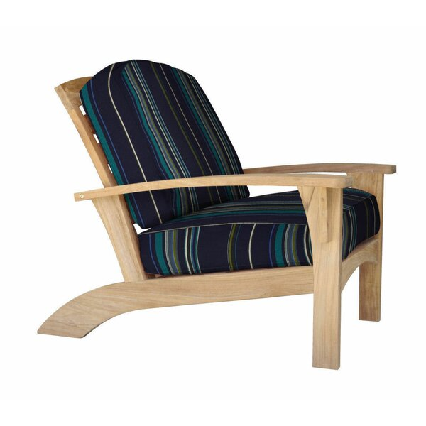 Frausto Deep Seating Club Chair by Millwood Pines