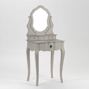 Schminktisch Verona mit Spiegel von ChâteauChic