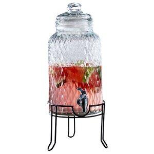 Laurine 2 Piece Beverage Dispenser Set