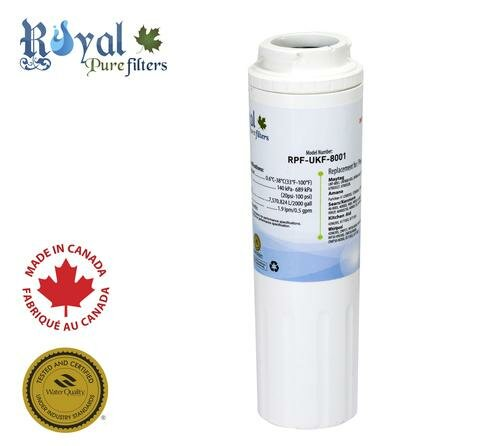 Refrigerator/Icemaker Replacement Filter by Royal Pure Filters