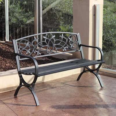 Black Outdoor Benches You Ll Love In 2020 Wayfair