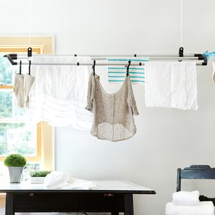 Pull Down Laundry Drying Rack Wayfair