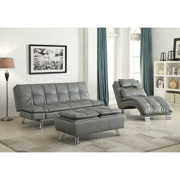 Barium Sleeper Configurable Living Room Set By Darby Home Co