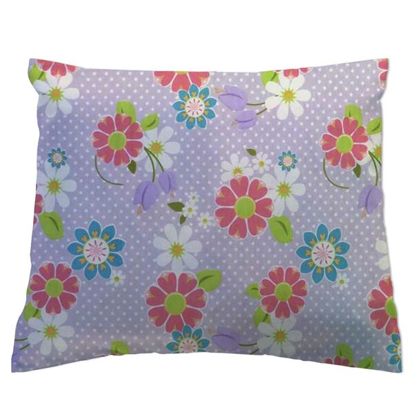 Rushing Twin Pillow Case by Harriet Bee