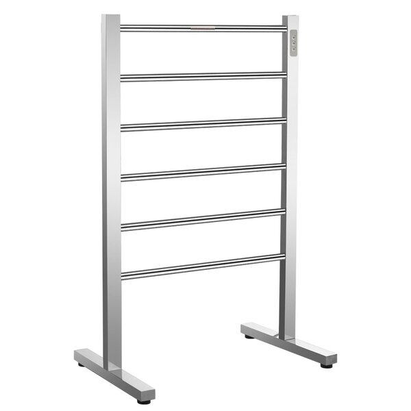 Kiln 6-Bar Floor Mount Electric Towel Warmer by ANZZI