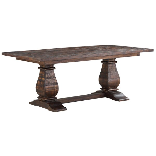 Calila Solid Wood Dining Table by Birch Lane™ Heritage