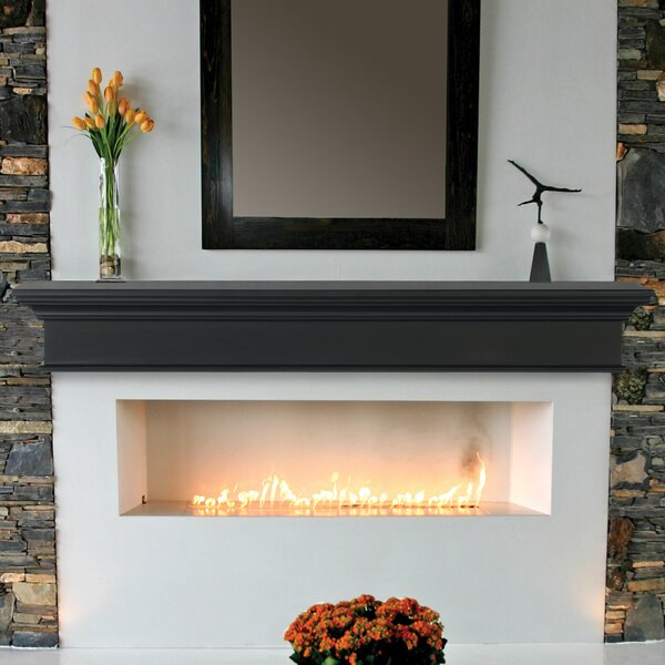Henry Fireplace Shelf Mantel by Pearl Mantels