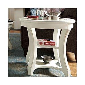 Burchett Round Chairside Table by Birch Lane?