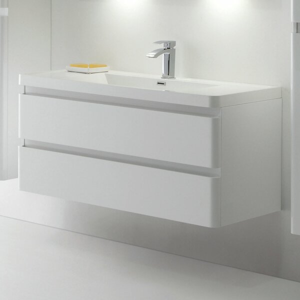 Blaire Modern 48 Single Bathroom Vanity Set by Orren Ellis