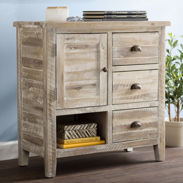 South Bend 3 Drawer Accent Chest by Laurel Foundry Modern Farmhouse