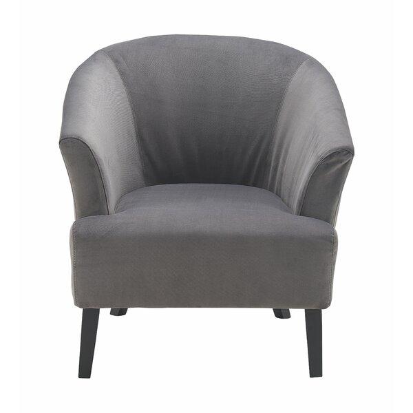 Artesia Barrel Chair by Serta at Home Serta at Home