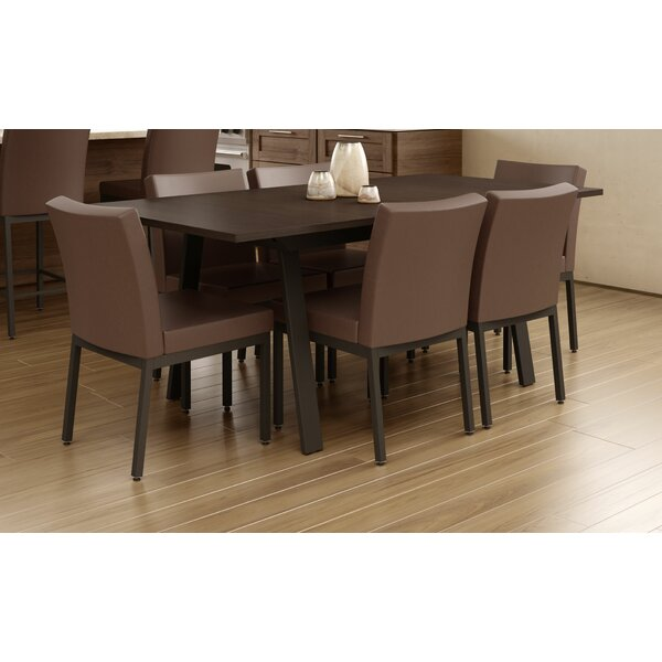 #1 Chad 7 Piece Extendable Dining Set By Brayden Studio Comparison