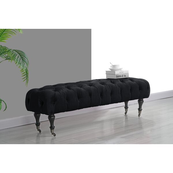 Brookline Upholstered Bench by Mercer41