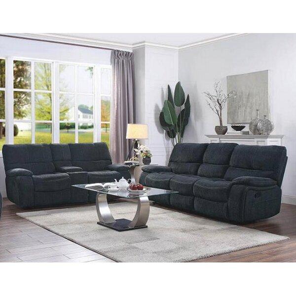 Eneas Motion 2 Piece Reclining Living Room Set by Latitude Run