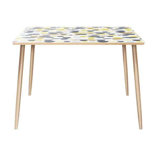 Lura Dining Table by Brayden Studio