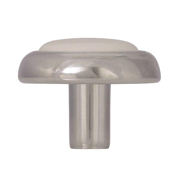 Allison Mushroom Knob by Amerock