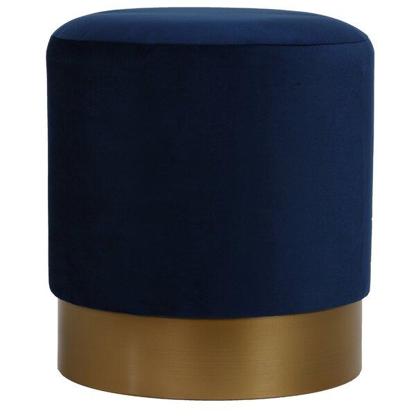Joslin Cylindrical Ottoman by Mercer41