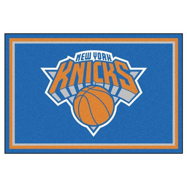 NBA - New York Knicks 5x8 Doormat by FANMATS