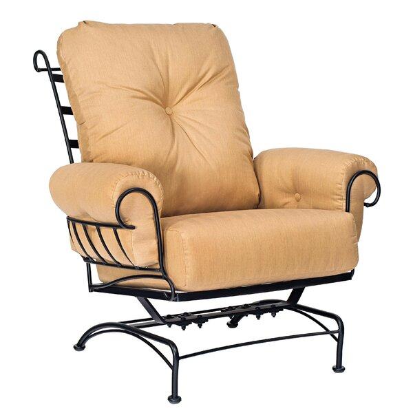 Terrace Spring Patio Chair by Woodard