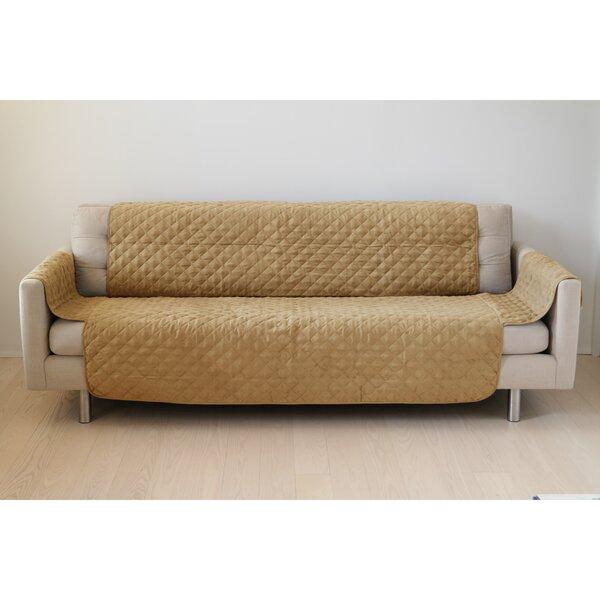 Box Cushion Sofa Slipcover By Precious Tails