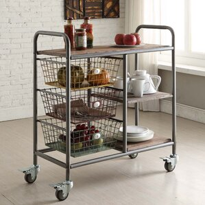 Arcadia Bar Cart by Trent Austin Design