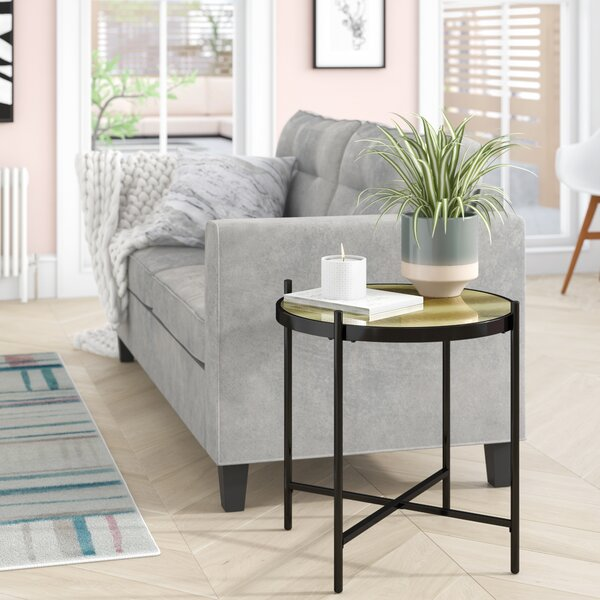 Free S&H Helzer End Table