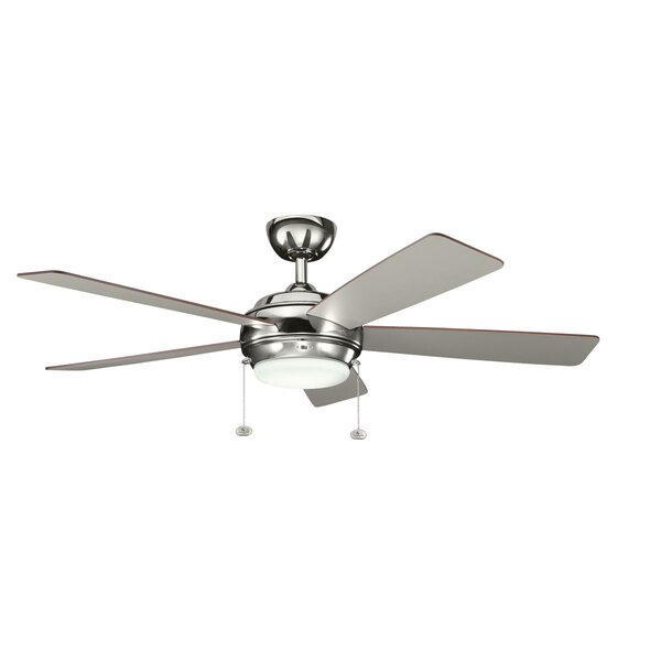 52 Starkk 5 Blade Ceiling Fan by Kichler
