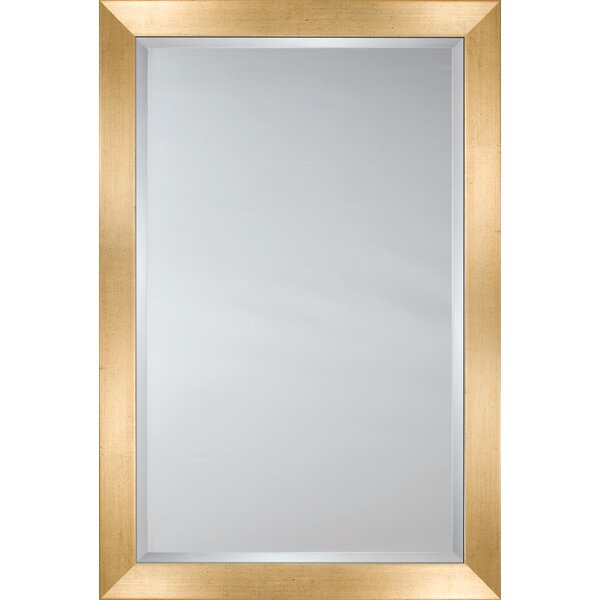 Mirror Style 80726 - Gold Face with Black Speckles by Mirror Image Home