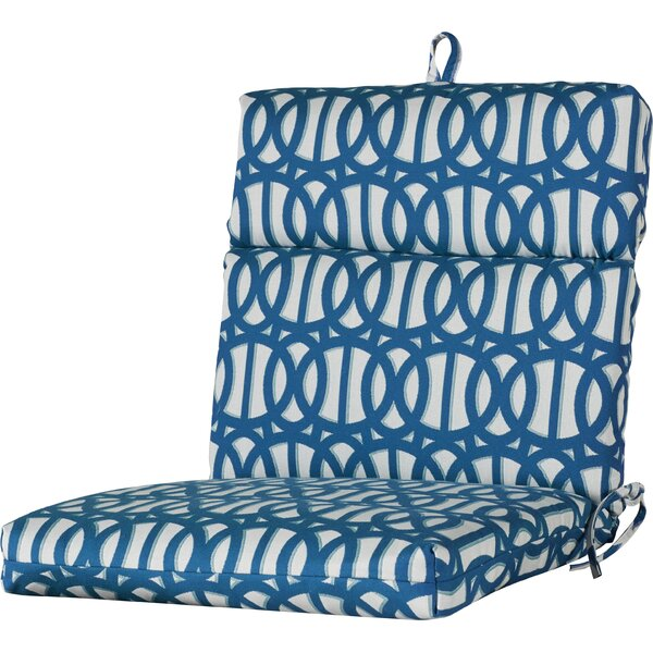 Sunbrella Chair Cushion by Rosecliff Heights