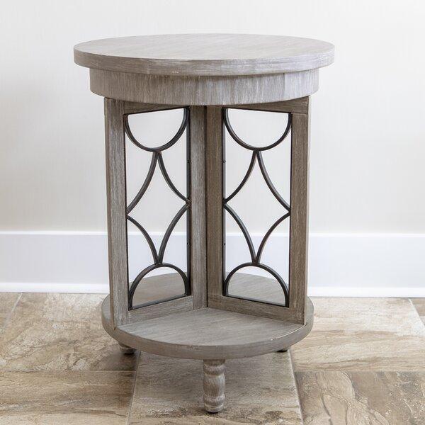 Maja End Table By Ophelia & Co.