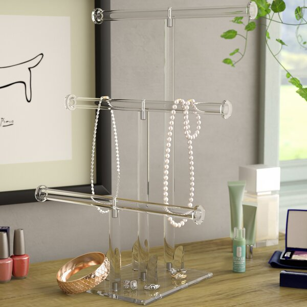 3-Tier Jewelry Stand by Rebrilliant