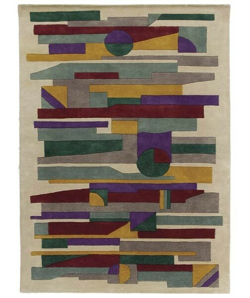 Nyssa Hand-Tufted Area Rug by The Conestoga Trading Co.