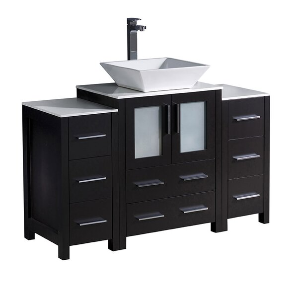 Torino 48 Single Bathroom Vanity Set by Fresca