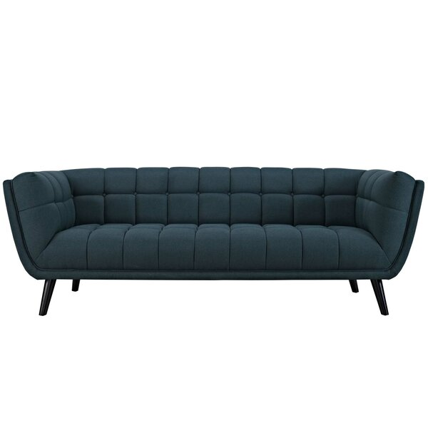 Seneca Upholstered Chesterfield Sofa by Brayden Studio
