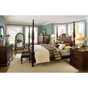 Superior Belmont Four Poster Configurable Bedroom Set