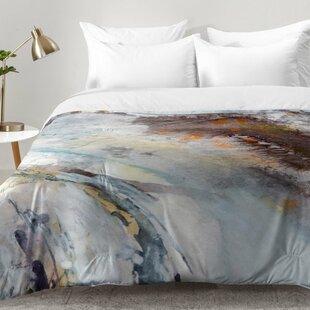 Rust Comforter Set