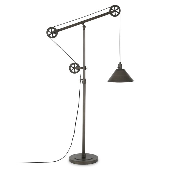 Carlisle 70 Swing Arm Floor Lamp by Williston Forge