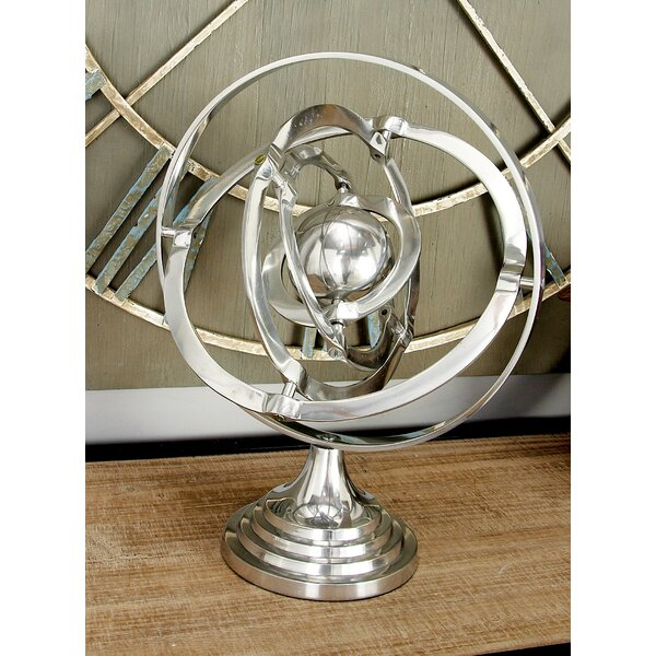 Armillary Sculpture by Cole & Grey
