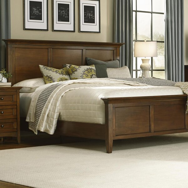 Mountview Standard Bed by Darby Home Co
