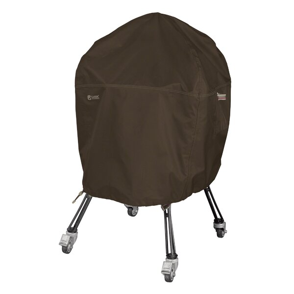 Madrona Rainproof Kamado Ceramic Grill Cover- Fits up to 31.8 by Classic Accessories