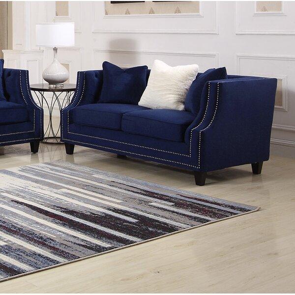 Kibby Living Room Loveseat by Mercer41
