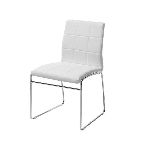 Halstad Upholstered Dining Chair (Set of 2) by Orren Ellis