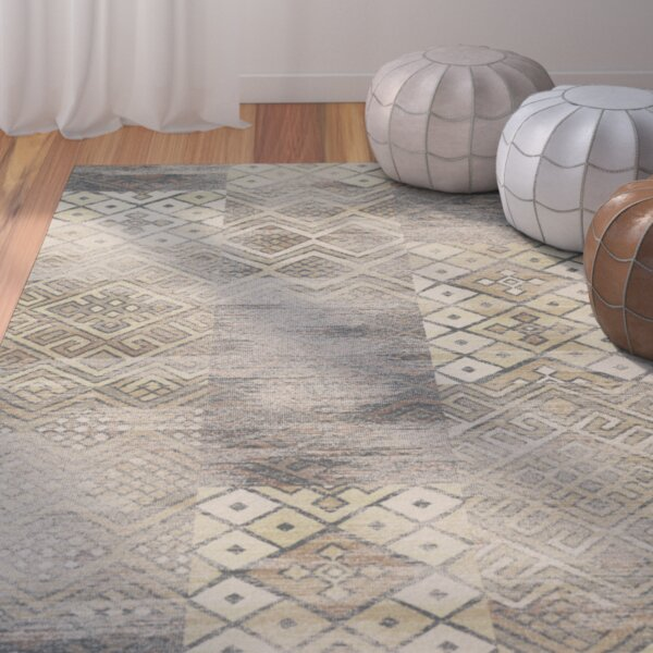 Vishnu Stone Rug by Bungalow Rose