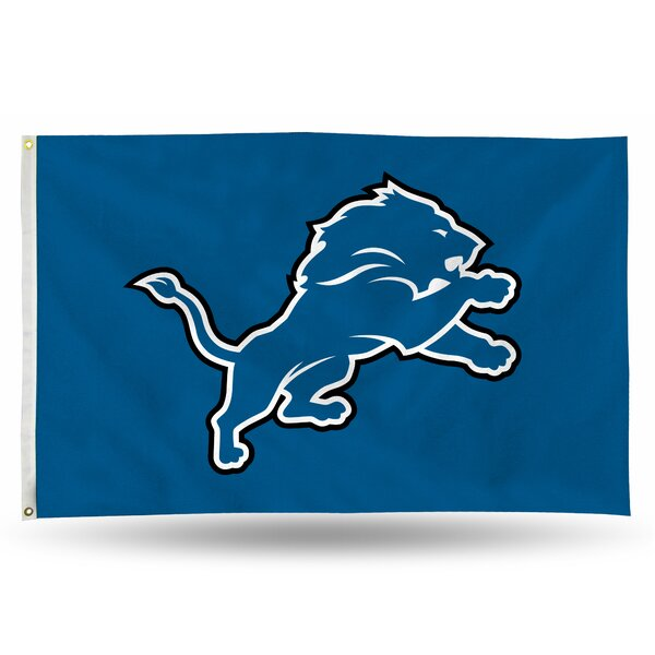 NFL Polyester 3 x 5 ft. Flag by Rico Industries Inc