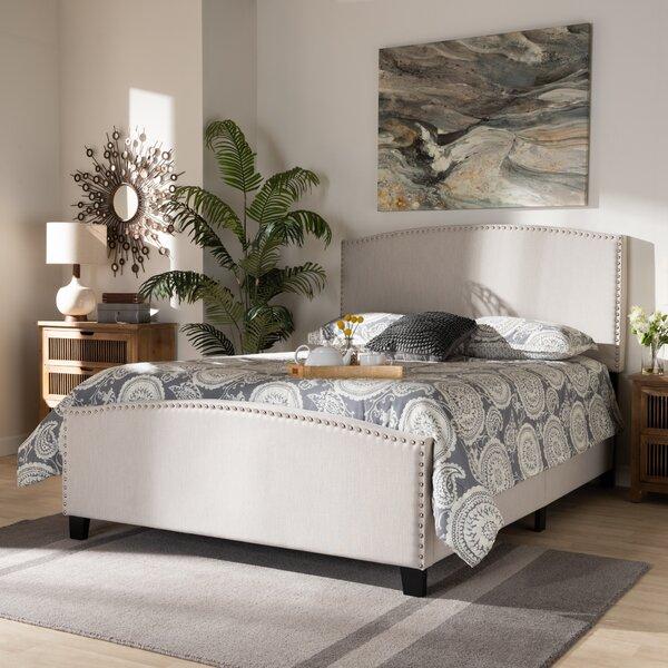 Ardoyd Upholstered Standard Bed by Winston Porter