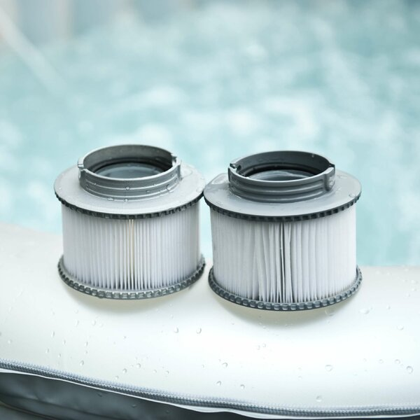 Inflatable Spa Filter Cartridge (Set of 2) by MSPA USA