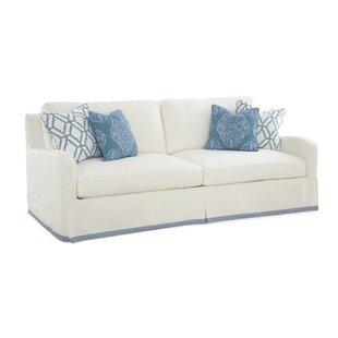 Halsey Box Cushion Sofa Slipcover