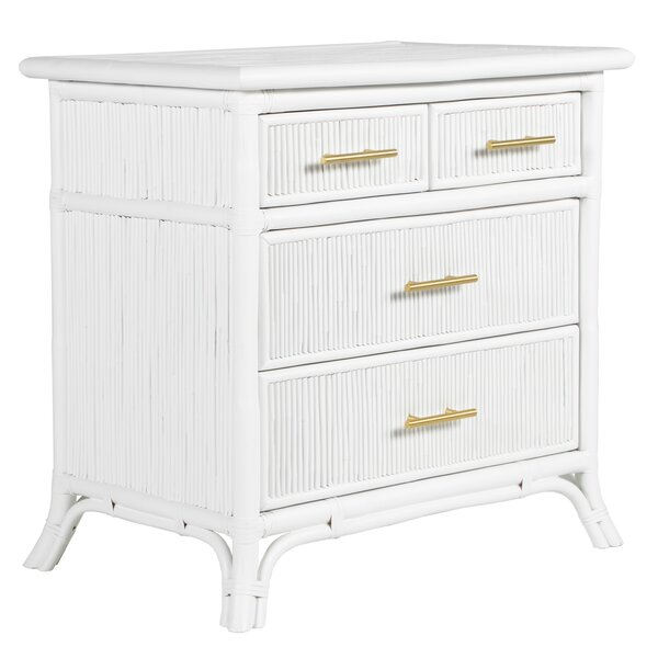 Bermuda 4 Drawer Bachelors Chest by David Francis Furniture