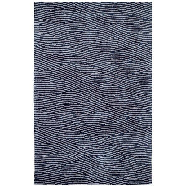 Celeste Silver / Blue Rug by Dynamic Rugs