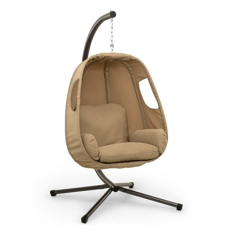 Blumfeldt Donna Hanging Chair With Stand Wayfair Co Uk